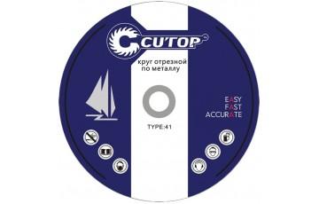 Cutop Profi Диск отрезной профессиональный по металлу 125х2.0х22.2 мм