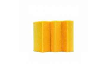 Губка для кузова мелкопористая оранжевая
