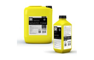 Пенный очиститель ковровых покрытий Novatec