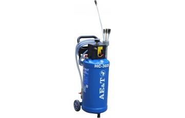 Установка HC-3026 AET для смены а/м масла спец. щупами, резервуар 30л